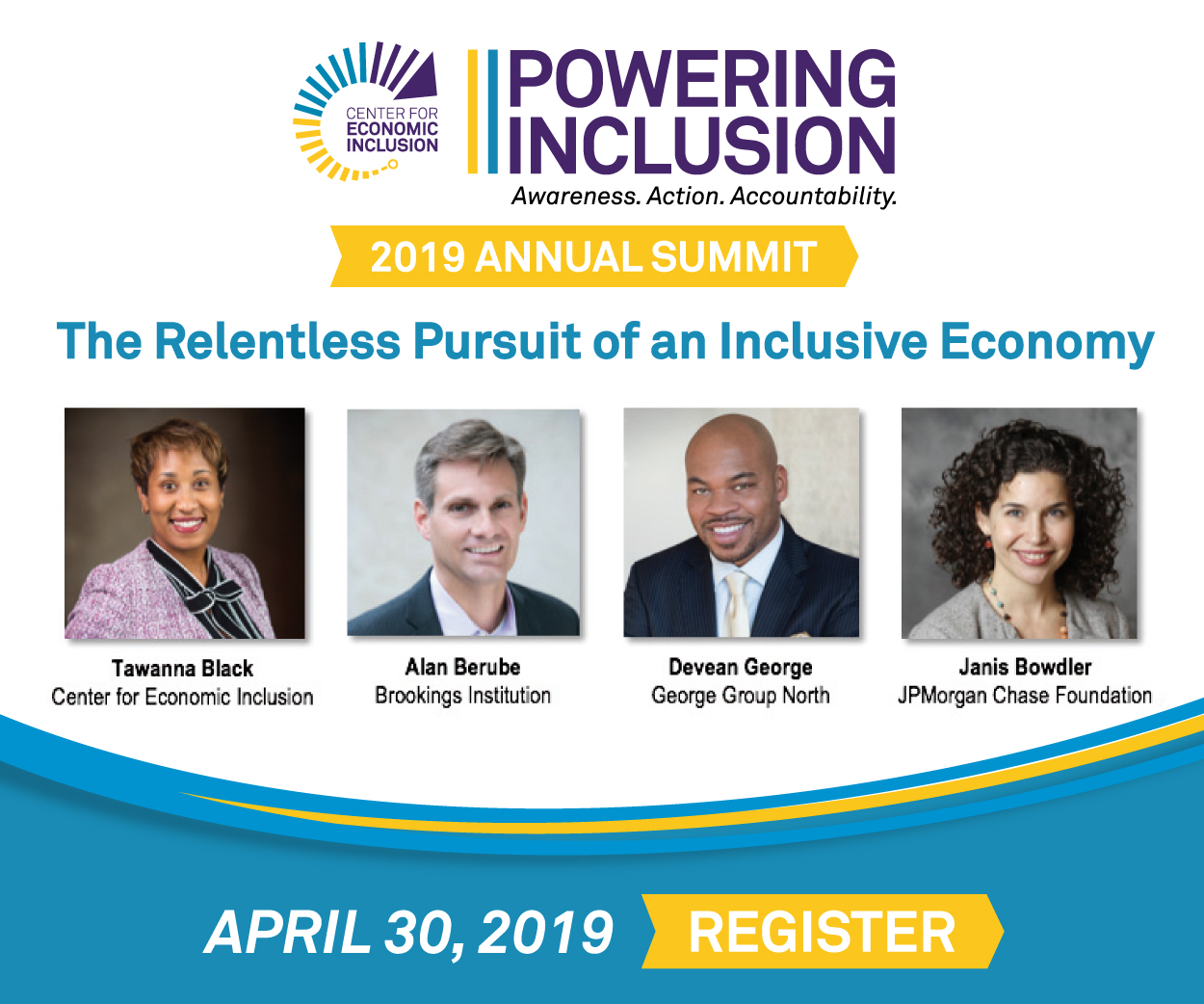 2019 Powering Inclusion Summit | FEI - Twin Cities
